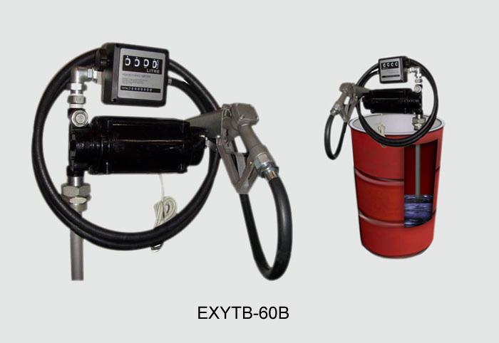 加油机叶片泵内部结构图
